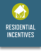 Click to view a brochure on residential incentives
