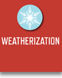 Click to view a brochure on weatherizing your home